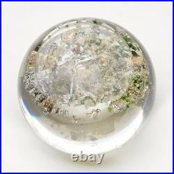 Antique Baccarat Sand Dunes Rock Paperweight 19/20th C