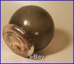 BELLA BALL seattle pacific nw sea shell japanese fish float vtg studio art glass