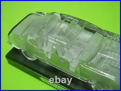 Bmw 635 Csi Glass Crystal Automobile Car Paperweight Model In Excellent Shape
