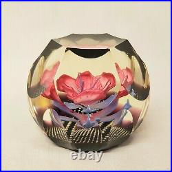 Caithness Paperweight VERY RARE'Midnight Mystery' UK Exclusive 67 of 75 VINTAGE