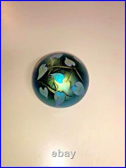 Charles Lotton 1977 paper weight