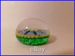 EXCEPTIONAL and Vintage Perthshire PP5 Patterned Millefiori ArtGlass Paperweight