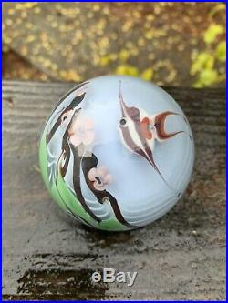 Holiday/moving SaleVintage Signed BUZZINI Early Years Paperweight