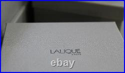 Lalique Chrysis Black Nude Paperweight #1180910 Brand Nib Lady Signed Save$ F/sh