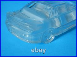 Mitsubishi 3000gt Vr-4 Hofbauer Glass Lead Crystal Car Paperweight (ultra Rare)