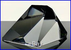RARE VINTAGE Steuben 4.75 Prism Paperweight Lloyd Atkins