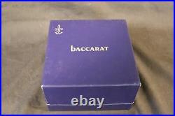 Superb Vintage Baccarat 1974 GRIDEL HUNTER & GARLAND Millefiori Paperweight MIB